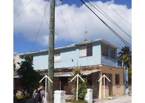 Se vende casa en varadero