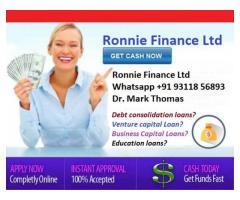 Préstamo comercial y financiero, Ayuda financiera