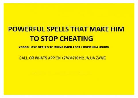 Powerful lost love spells to help you reconcile with your ex-lover