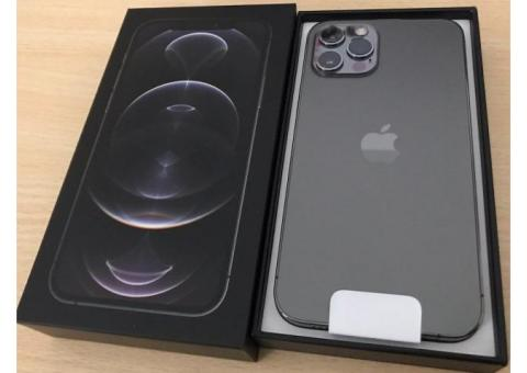 Apple iPhone 12 Pro Max - 128GB WhatsApp +18328019816